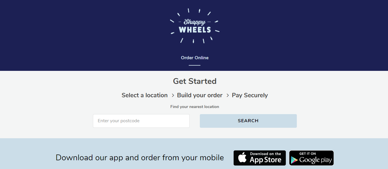 Website Order Online