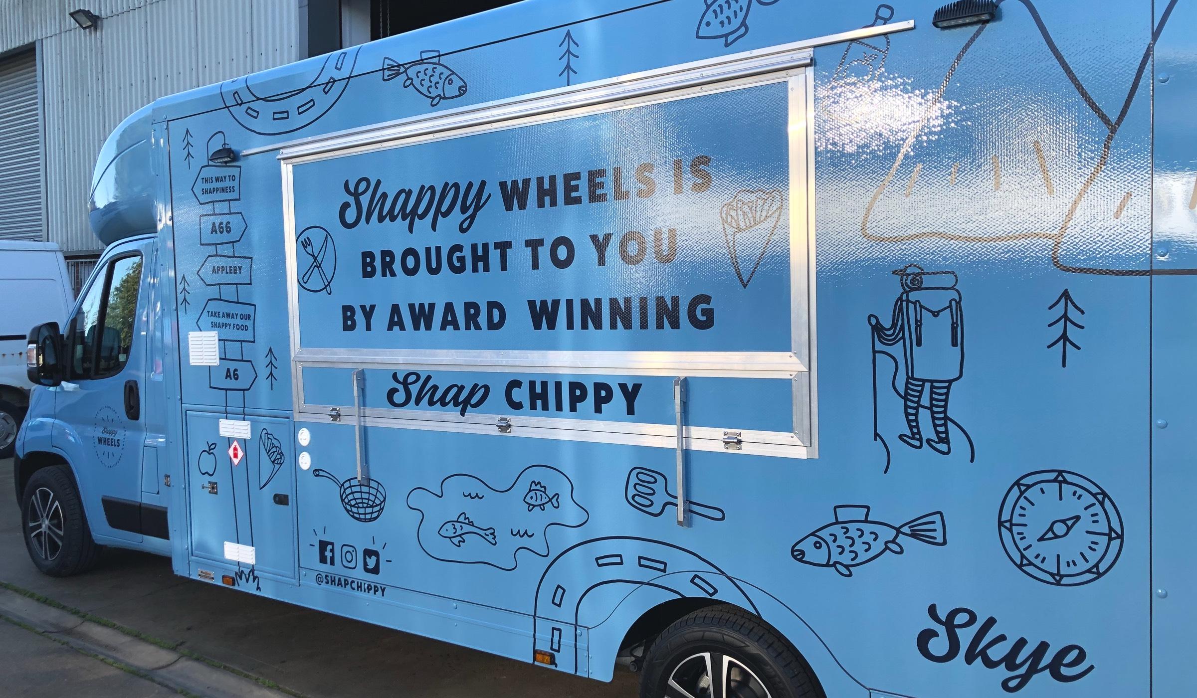 shappy wheels